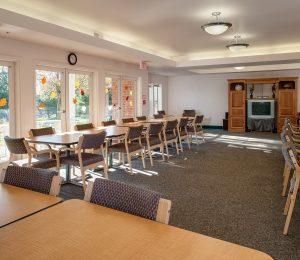 Laurel Lakes community room