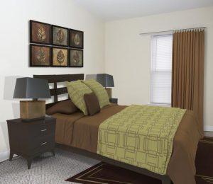Laurel Lakes bedroom
